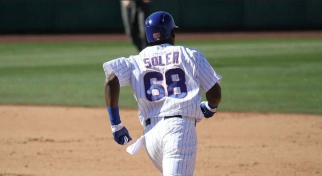 La conclusión del trabajo es que a Soler no se le va a extrañar en Chicago, sin importar lo que haga en Kansas City