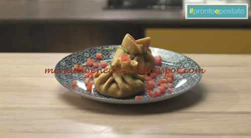 Pronto e postato - Crespelle alle verdure ricetta Benedetta Parodi