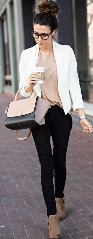 Fresh Ways to Learn How to Wear a Blazer