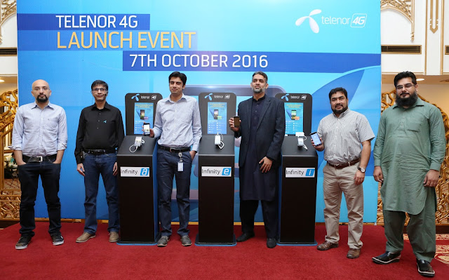 Telenor Pakistan officially launches 4G services