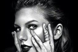 CHORD GITAR - Taylor Swift ( Delicate )