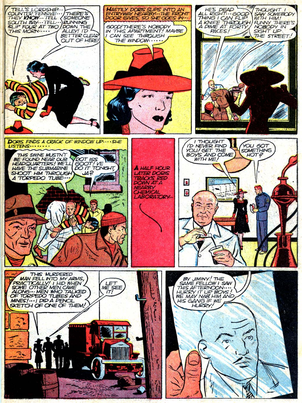Read online All-American Comics (1939) comic -  Issue #15 - 62
