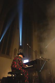 02.02.2018 Münster - Petrikirche: Aron Ottignon