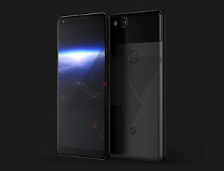 This Latest Render Leaks Show Google Pixel 2 Behavior