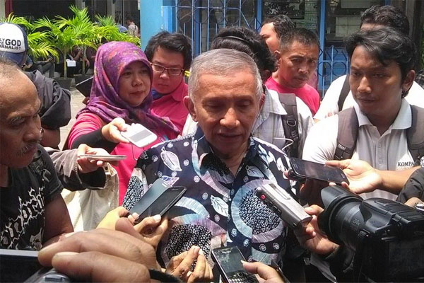 Amien Rais: 72 Tahun Indonesia Merdeka Pancasila Makin Hampa