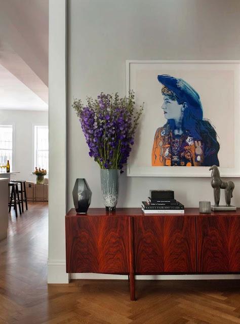 Дизайн-проекты. Шикарный особняк в Бостоне получил удивительное преобразование