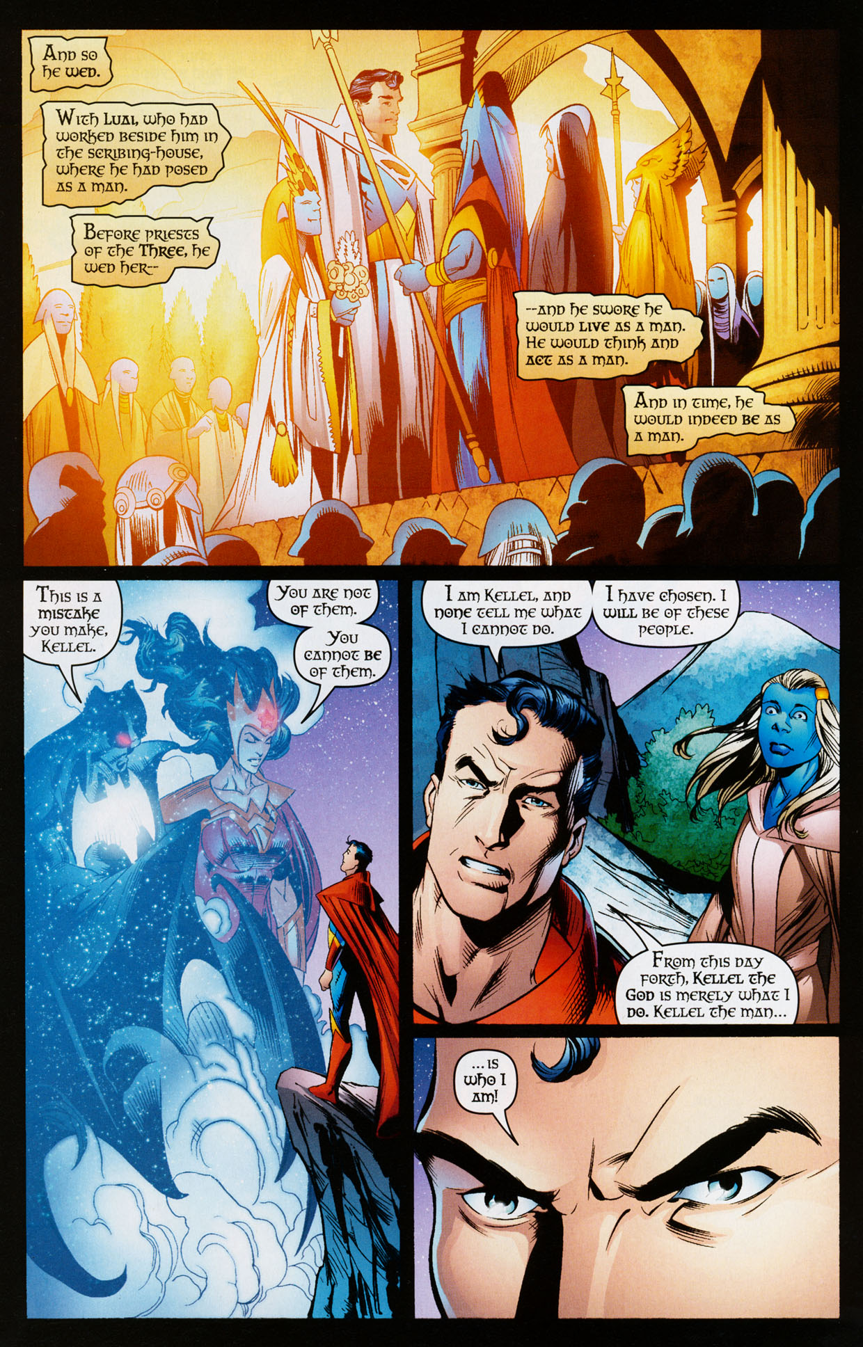 Read online Trinity (2008) comic -  Issue #35 - 27