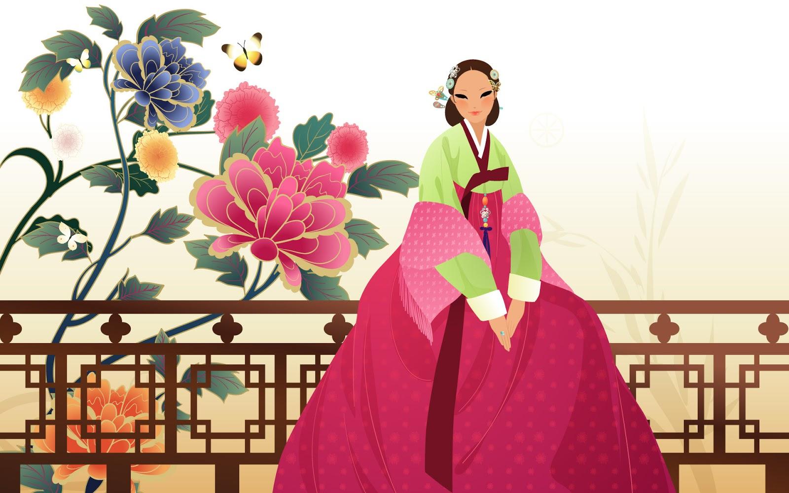 Gambar Kartun Animasi Korea Bergerak | Design Kartun.