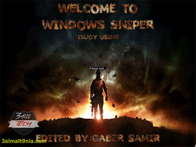 WINDOWS SNIPER XP 1.0