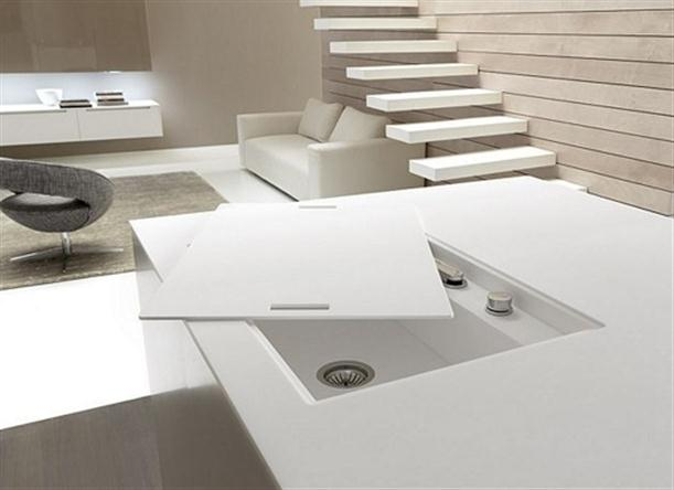 Design Crate Cleverly Concealed Sink