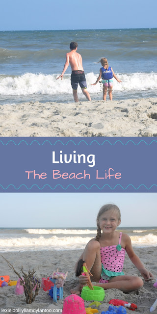 Living the Beach Life in Myrtle Beach! Family Travel / Family Fun / Life with Down syndrome  #Travel #TravelwithKids #MyrtleBeach #BeachVacation #Downsyndrome