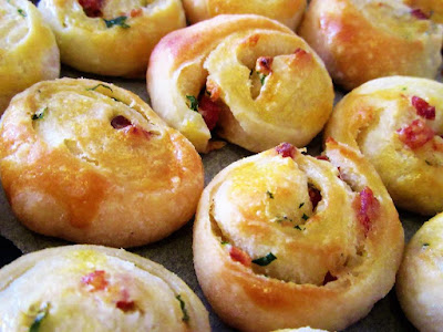 Kruh pužići / Bread snails