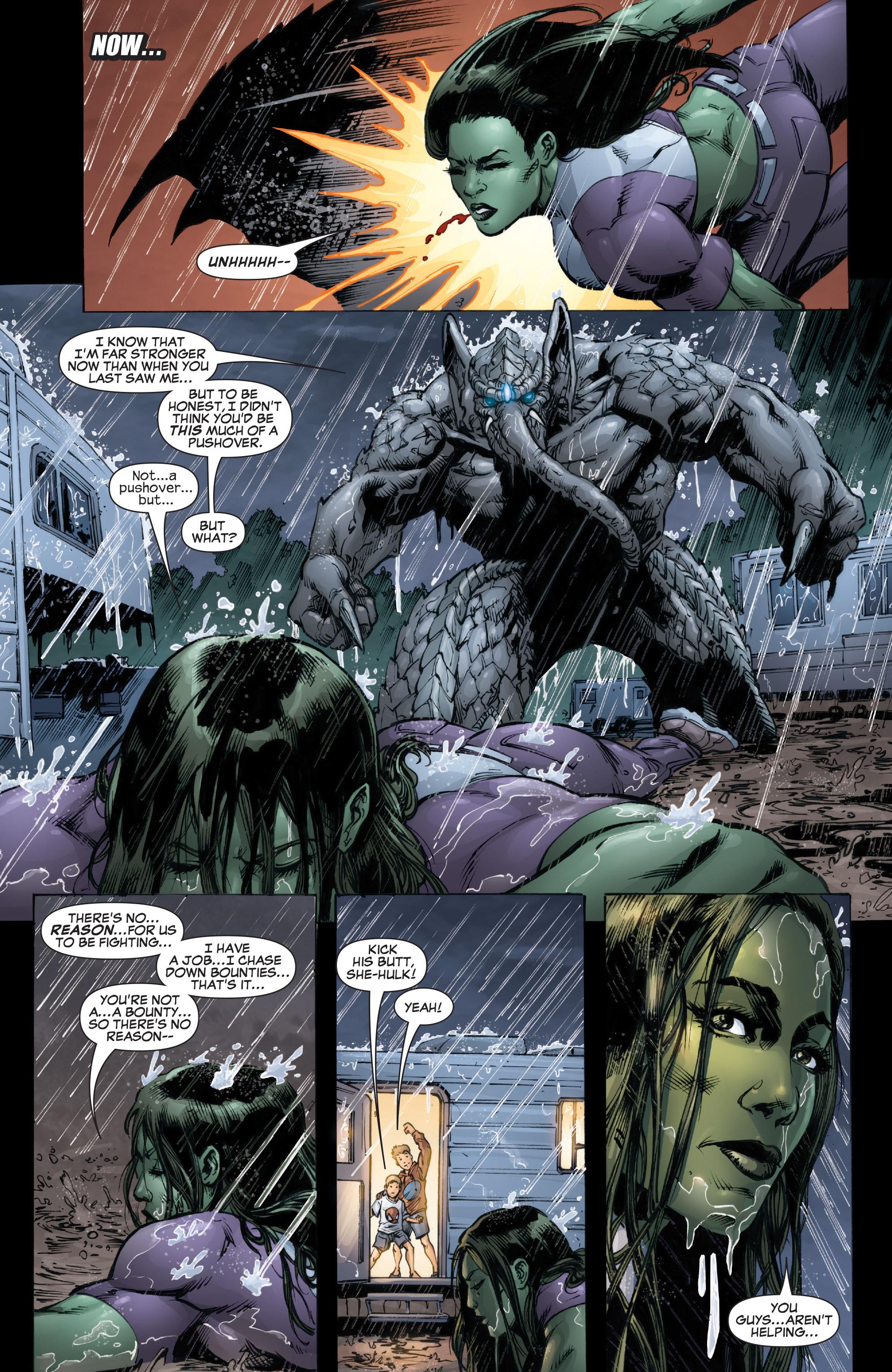 Read online She-Hulk (2005) comic -  Issue #37 - 13