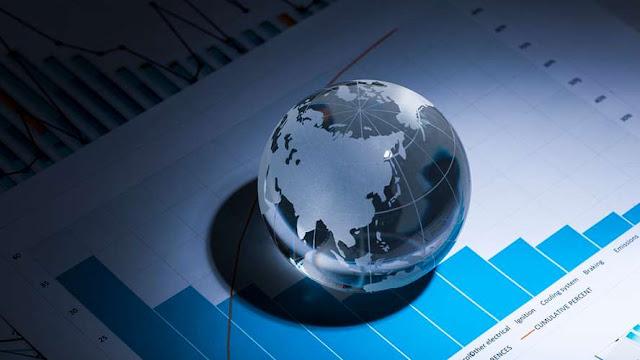 Habrá desaceleración en el mundo para 2019, pronóstico