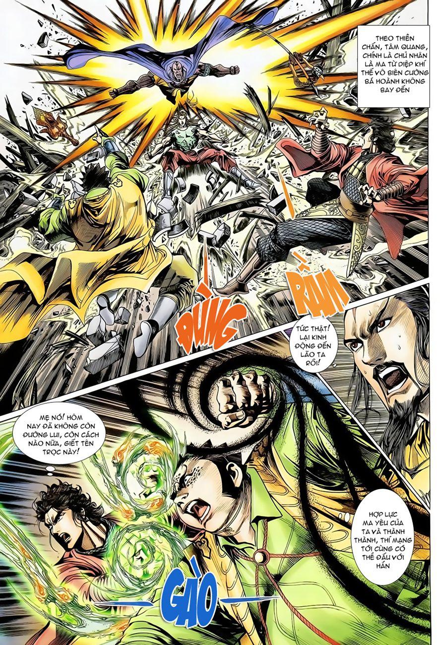 Đại Đường Uy Long chapter 71 trang 17