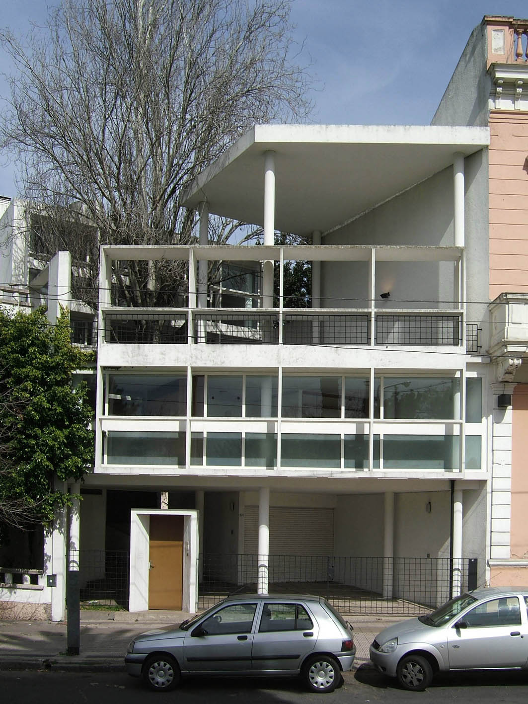 Habitar arquitectura moderna - Le corbusier casas ...
