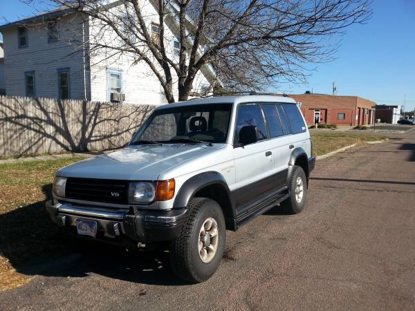 1994 Mitsubishi Montero For Sale