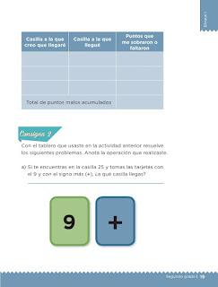 Apoyo Primaria Desafíos matemáticos 2do grado Bimestre 1 lección 5 ¿ Quién tuvo menos?