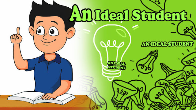 an ideal student How can the answer be improved.