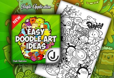 Easy Doodle Art Ideas