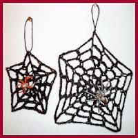 telaraña crochet