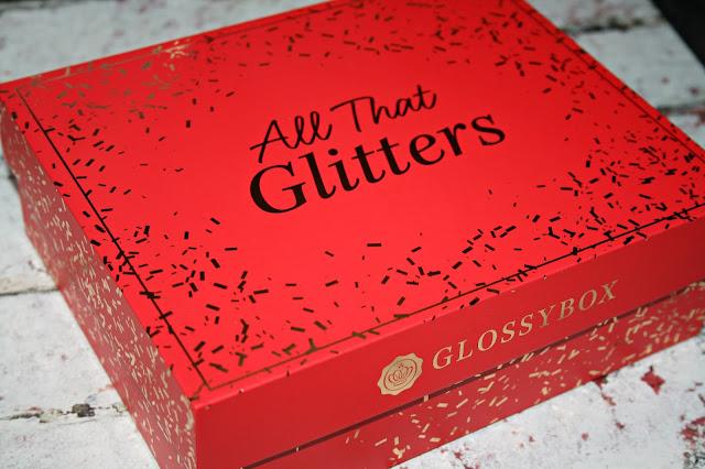 GlossyBox - All That Glitters December Box