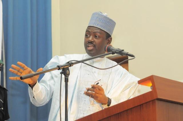 Building N17 Billion Airport In Your Village is not Priority For Nassarawa – Labaran Maku Blasts Governor