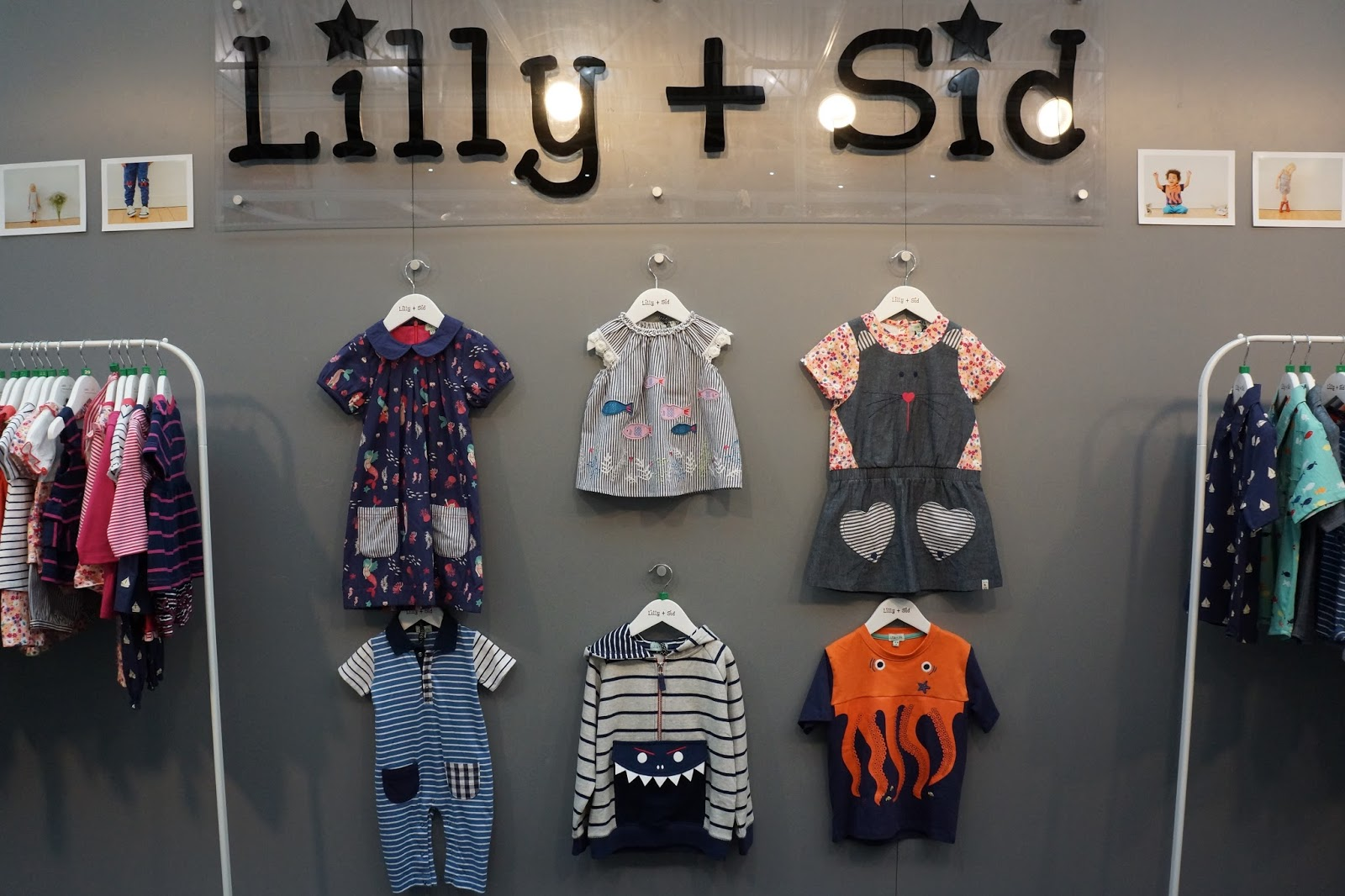 lilly + sid ss17 collection