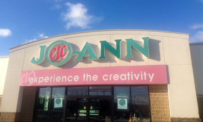 Joann Fabric, I'm breaking up with you  An open letter to