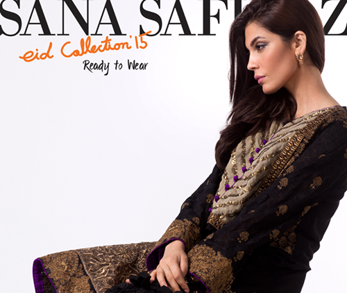 b1ee14847a Sana Safinaz Eid-Ul-Adha Collection 2015-16 | Eid Ready To Wear Dresses |  She-Styles | Pakistani Designer Dresses - Fashion Weeks - Lawn Collection