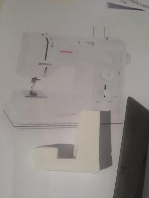 tutorial macchina da cucire fimo alberta bijoux