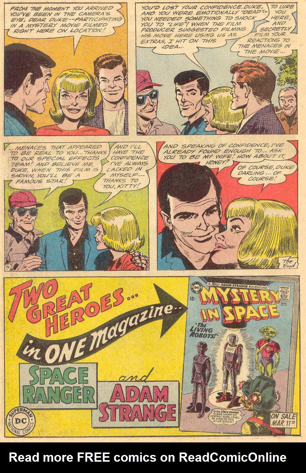 Strange Adventures (1950) issue 176 - Page 34