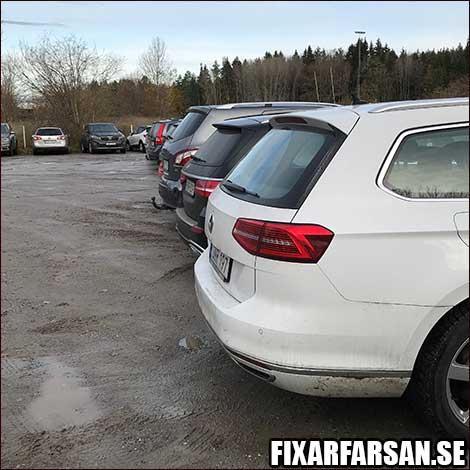 Parkeringsvärd-Parkeringsgeneral