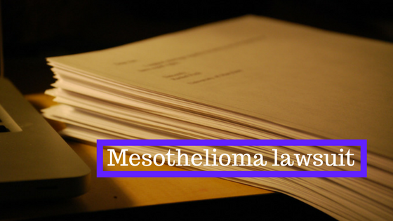 Asbestos Mesothelioma Lawsuit : First Steps To Win Your Lawsuit