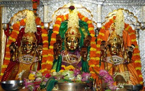 जय माँ श्री महालक्ष्मी देवी