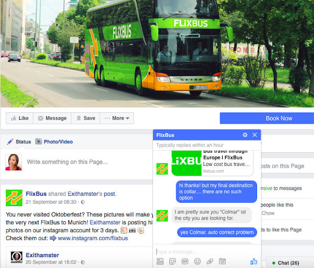 Bus travel in Europe, Flixbus