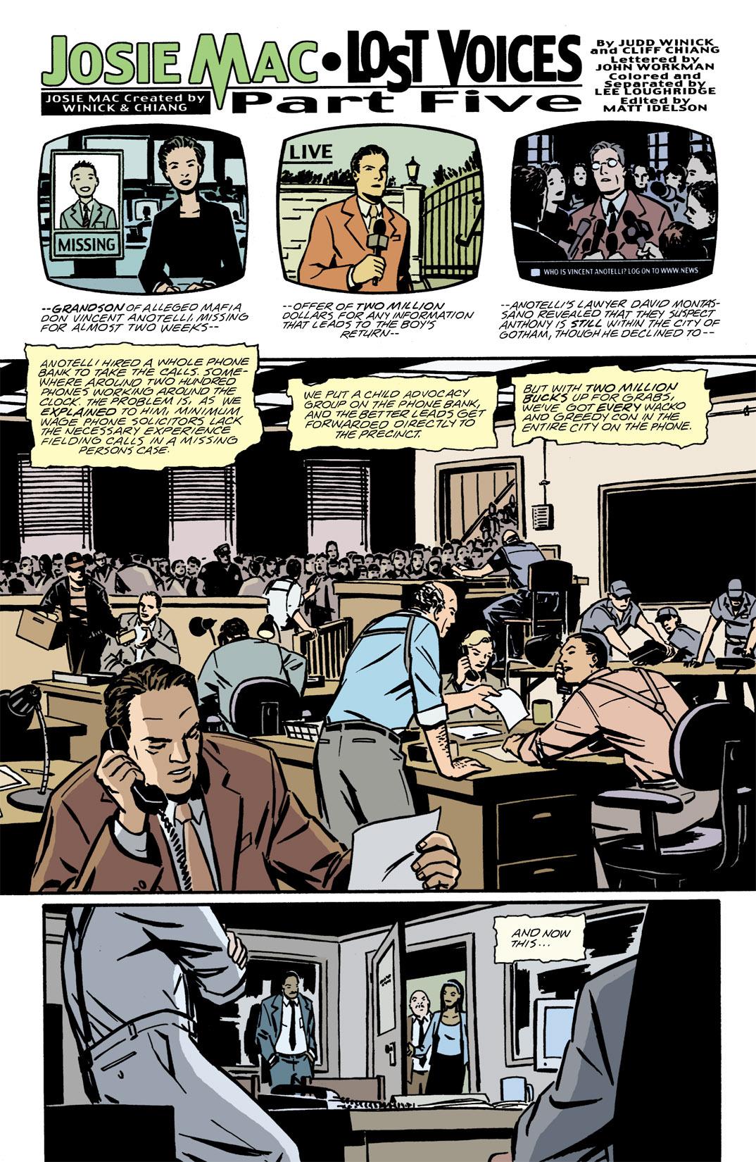 Detective Comics (1937) 767 Page 22