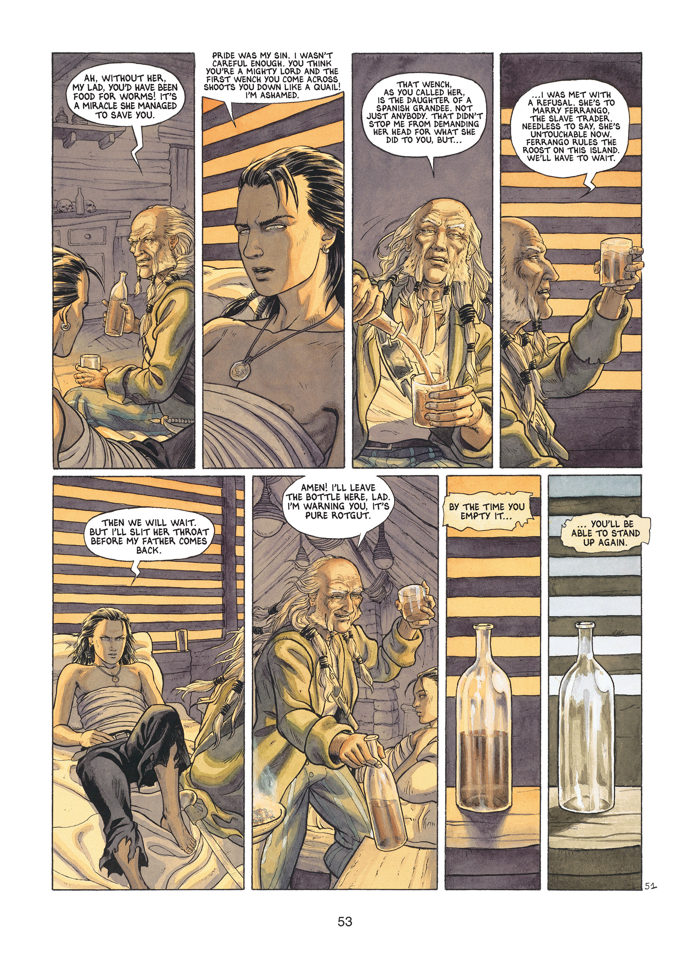 Read online Barracuda comic -  Issue #1 - 53