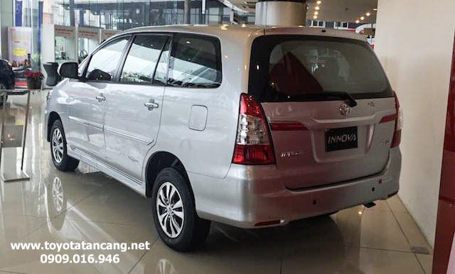 toyota innova 2015 toyota tan cang 4 -  - Đánh giá chi tiết Toyota Innova E 2015 - Chiếc xe đa dụng đáng mơ ước của người Việt