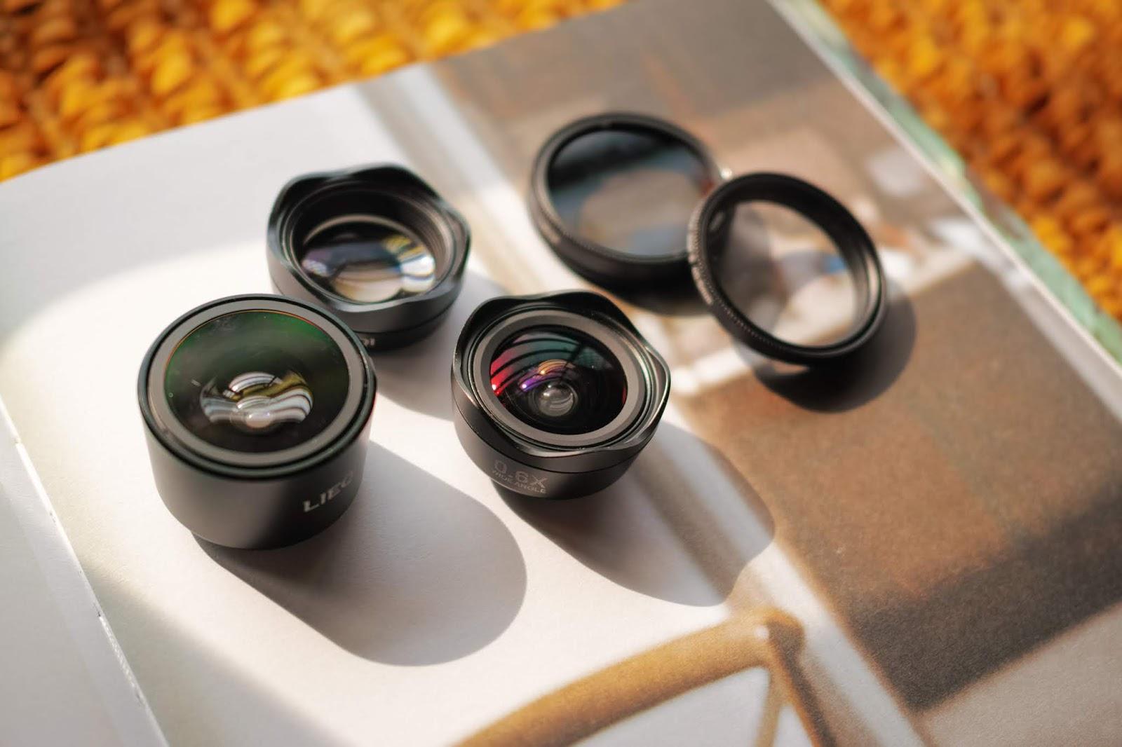 「LIEQI LQ PRO-285 / 頂級款」手機外接鏡頭推薦   iPhone XS MAX 高畫質拍攝 - mookio 阿默