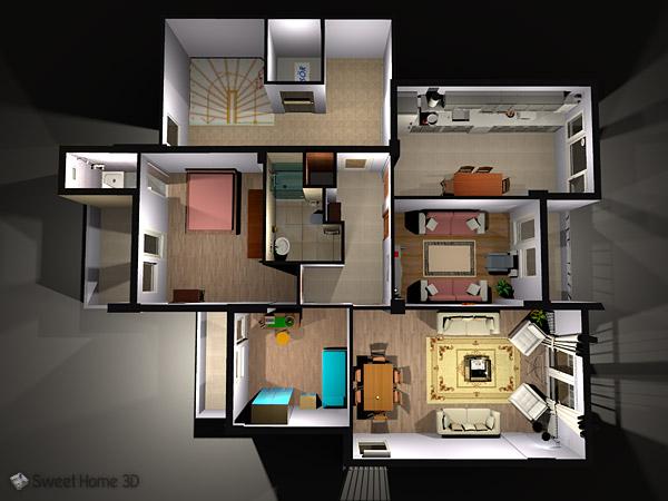 Migliori programmi gratis per progettare e arredare casa for Programma per progettare casa 3d