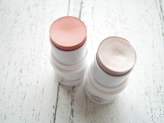 Boots Beauty Haul Natural Collection Highlighter Sticks