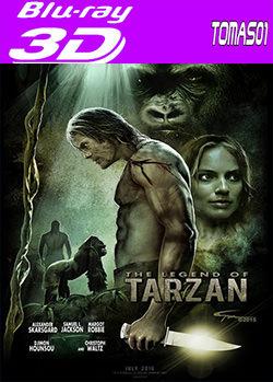 La leyenda de Tarzán (2016) 3D Full HOU