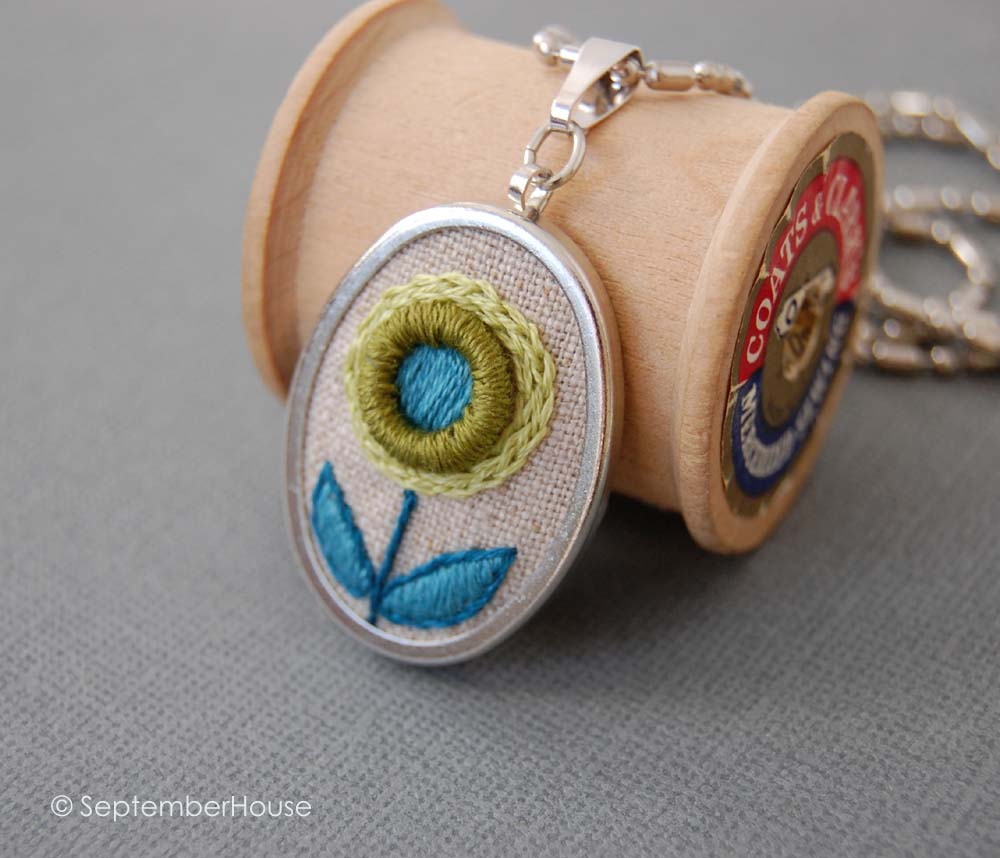 modern hand embroidery
