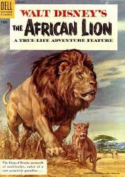 El león africano (1955) Descargar y ver Online Gratis