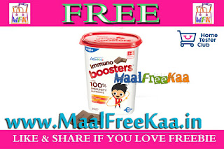 Free Sample Cipla Active Kids Immuno Boosters