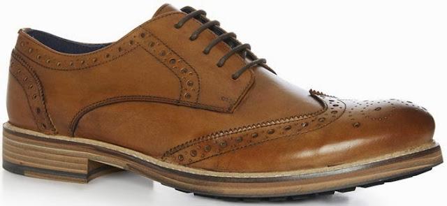 Primark online: zapatos en marrón para hombre