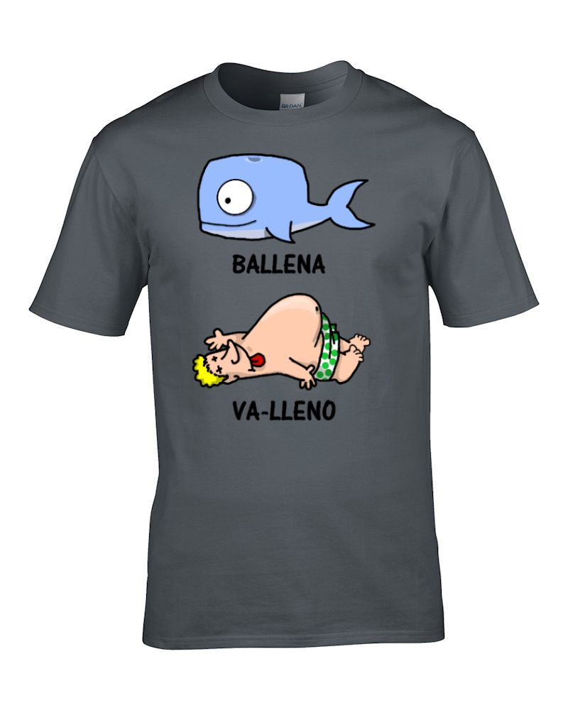 http://www.lacamisetaoriginal.com/divertidas/balleno-p-7097.html