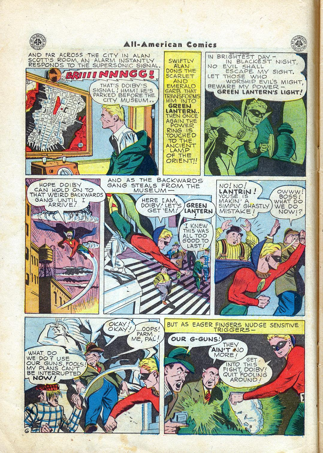 Read online All-American Comics (1939) comic -  Issue #69 - 9
