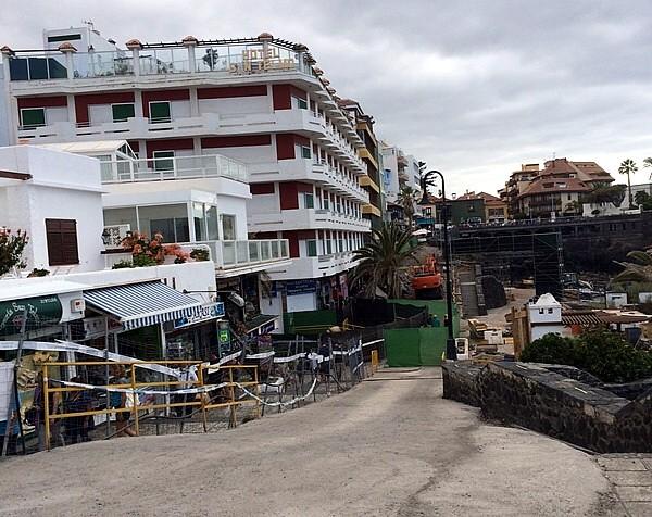 Puerto de la Cruz (Tenerife).